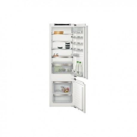 Встраиваемый холодильник с нижней морозильной камерой Siemens KI87SAF30