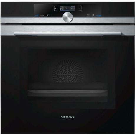 Духовой шкаф с микроволновым режимом Siemens HM633GNS1