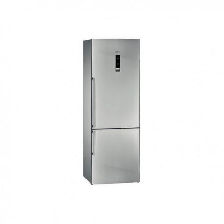 Холодильник с нижней морозильною камерою Siemens KG49NAI22