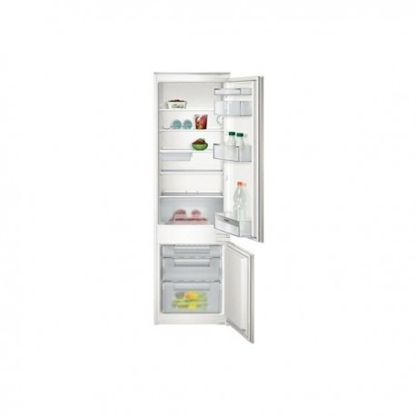 Встраиваемый холодильник с нижней морозильною камерою Siemens KI38VX20