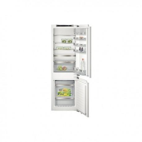 Встраиваемый холодильник с нижней морозильной камерой Siemens KI86NAD30