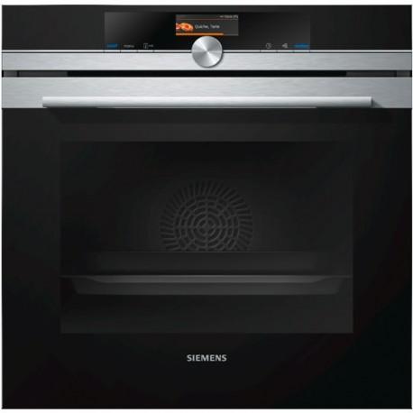 Встраиваемый духовой шкаф Siemens HB636GBS1
