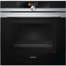 Духовой шкаф с микроволновым режимом Siemens HM676G0S1