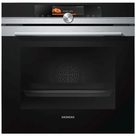 Духовой шкаф-пароварка Siemens HS658GXS1