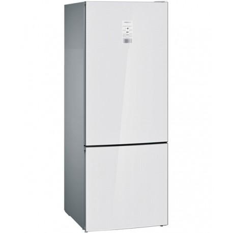 Холодильник с нижней морозильною камерою Siemens KG56NLW30N