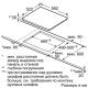 Электрическая варочная поверхность SIEMENS ET651FFP1E