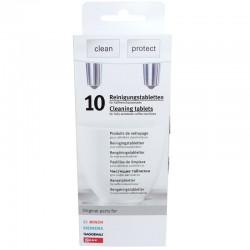 Bosch таблетки для очистки кофемашин от эфирных масел 311769