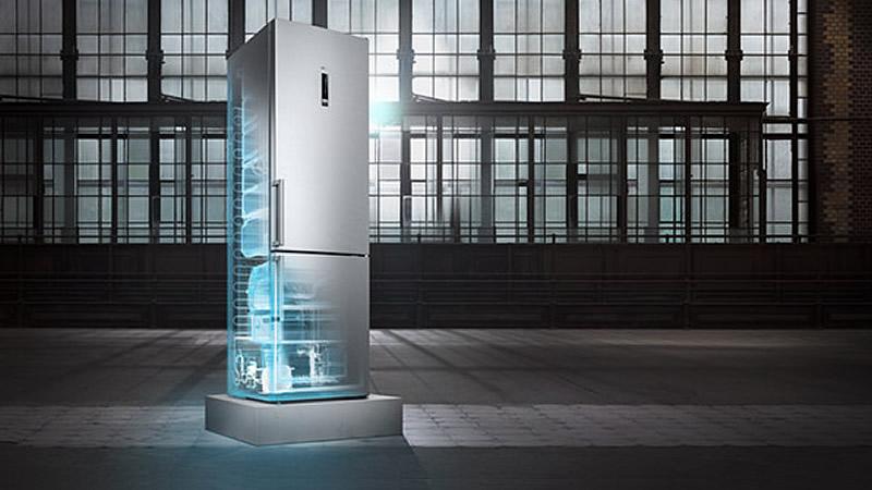 технология iSensoric в холодильниках Siemens