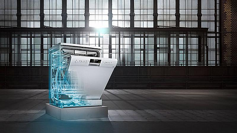 посудомоечная машина с iSensoric.